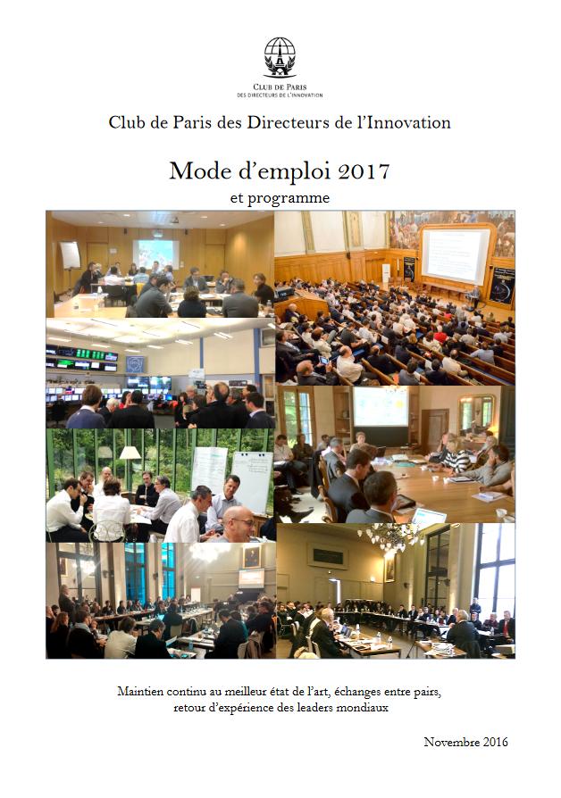 MODE D'EMPLOI 2017
