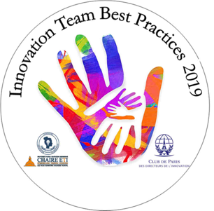 5 septembre : Séance exceptionnelle - Innovation Team Best Practices 2019