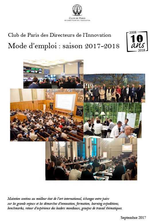 MODE D'EMPLOI 2018